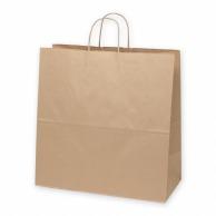HEIKO 紙袋 25チャームバッグ 25CB 45-1 未晒無地 50枚