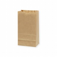 HEIKO 紙袋 角底袋 No.4 無地袋 100枚